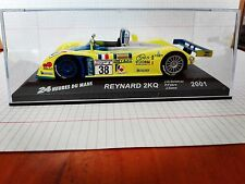 REYNARD 2KQ   24 HORAS LEMANS   2001   IXO 1/43 NEW