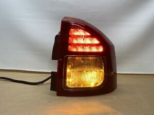 2014 2015 2016 2017 Jeep Compass PASSENGER Side LED Tail Light Rear TailLamp OEM