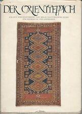 Der Orientteppich Oriental Carpets - A German Guide