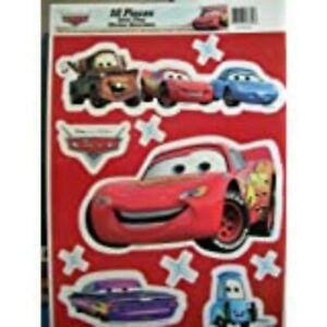 Disney Cars Window Clings Lightning McQueen Mater
