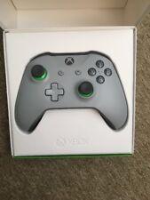 Oficial Microsoft Xbox One Wireless Controller Grey Green