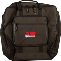 Gator G-MIX-B 2118 Deluxe Padded Mixer or Equipment Bag, New!
