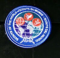 """/""""Smurf Cub Scouts Fun Blanket Badge/"""" Official World Scouting Patch"""
