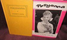 PollyAnna - Eleanor H. Porter. 1964 A & R HbDj  Hayley Mills  WOW  RARE  in MELB