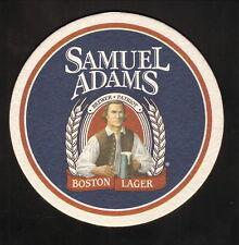 Samuel Adams Boston Lager--Beer Coaster
