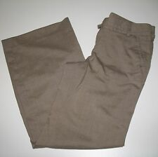 The Gap Wool Trousers Career Pants Stretch Lightweight Blend Women's Size 2