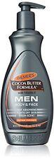 Palmers Cocoa Butter Formula Mens Lotion 13.5 Fluid Ounce Each