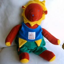 Doudou Lion Moulin Roty