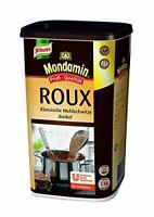 Mondamin Roux dunkel Klassische Mehlschwitze 1 kg 1er Pack 1 x 1 kg
