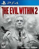 The Evil Within 2 (PS4) Playstation 4 Brand New Sealed