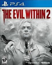Evil Within 2 (Sony PlayStation 4, 2017)-BOUGHT BRAND NEW FOR $59.99!! BEST GAME