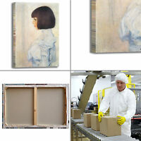 Gustav Klimt Helene quadro stampa tela dipinto telaio arredo casa