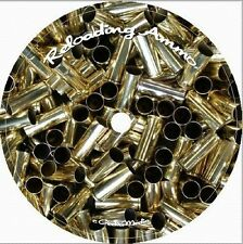 Reloading Ammunition at Home on CD DVD gunsmith reload gunsmithing Books how to