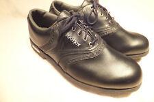 "FootJoy Fj ""Greenjoy"" 45524K Black Soft Spike Golf Shoes Sz 11M Eu45 Never Worn"
