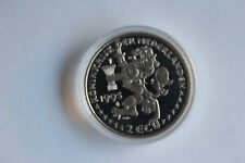 1995 Netherlands 2 ECU  Proof Silver Coin ship