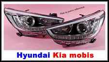 Genuine LED Projection Daytime Running light Head Lamp For Hyundai ACCENT 11~15