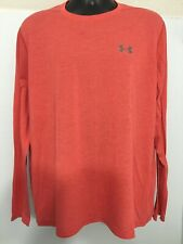 Under Armour Pink/Red Threadborne Shirt Xl X-Large Nwot Loose Heatgear Athletic