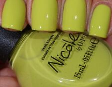NICOLE BY O.P.I 0.5 FL OZ - NI 490 This Green Is A Scream
