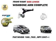 para FIAT SCUDO Furgoneta TAXI 2007- > NUEVO 1x delantero derecho suspensión