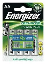 Energizer 638622 2000 mAh Rechargeable AA Batteries - 4 Pack