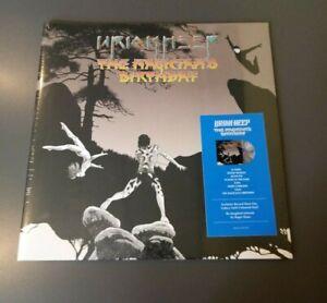 New RSD21 Uriah Heep - The Magician's Birthday Galaxy Swirl Coloured Vinyl