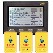 CLIPPER MOBI MAN OVERBOARD INDICATOR W/ 3 FOBS