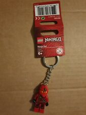 LEGO 851351 Ninjago Kai Keychain key chain Keyring - Brand New With Tag