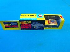 CORGI HORNBY TOYS 1:43 50TH ANNIVERSARY JAMES BOND 007 ASTON MARTIN D.B.5 NEW