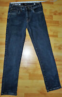 """PRE-OWNED HURLEY 84 SLIM STRETCH JEANS,SIZE 16 GIRLS, 28"""" X 28"""""""