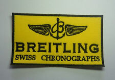 Patch / Ecusson BREITLING swiss chronographs