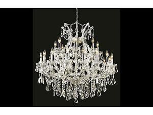 Maria Theresa 2800D 24 light Royal Cut Crystal Chandelier