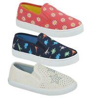 Boys Girls Kids Shoes Plimsolls Sneakers Plimsoles Pump Children Canvas Trainers
