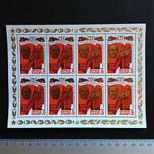USSR RUSSIA STAMP MNH-OG 1985. 40 Years of Victory. 5 SHEETLETS FULL SET.