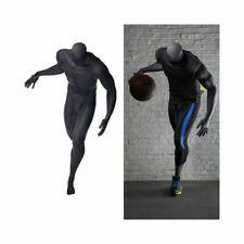 Men's Basketball Headless Sports Mannequin in Dribbling Pose