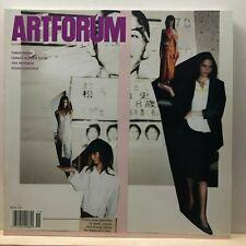 ArtForum Magazines Lot of 7 issues 2015 - 2016 Plus BookForum