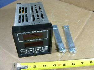 Watlow CSM4-BDA0-A000 Thermo-Ducer Infrared Process Meter Rev F