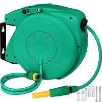 Enrouleur automatique de tuyau d'arrosage pour jardin Tuyau d'eau inclus 10 m
