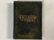 Lord Of The Rings: The Fellowship Of The Ring Special Extended Dvd Edition 4 Dis