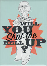 Jeff Dunham ~ Walter Will You Shut the Hell Up? Magnet ~ Officially Licensed