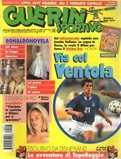 GUERIN SPORTIVO=N°27 1997=LE REGINE D'EUROPA
