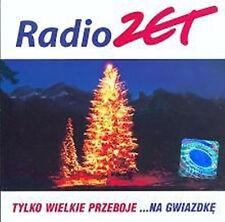 = Radio ZET - TYLKO WIELKIE PRZEBOJE ... NA GWIAZDKE /CD sealed