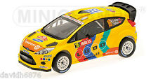 MINICHAMPS FORD FIESTA RS WRC STOBART SOLBERG/MINOR WALES RALLY 2011-151 110815