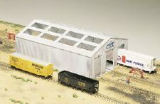CAR REPAIR SHOP / DIESEL LOCOMOTIVE SHOP - N Scale (Out of Production)