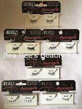 Ardell Black False Eyelashes & Adhesives