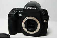 Olympus E-5 Digital SLR Camera Black Body in Excellent Condition from Japan F/S