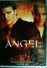 ANGEL The COMPLETE SEASON FIVE 22 Episodes + Special Features 6-Disc Set SEALED