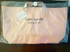 Kate Spade Fragrances Pink Tote Bag