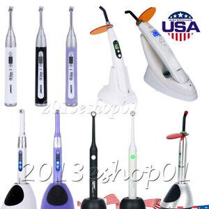 14 Model Woodpecker Style Dental Wireless LED Curing Light Lamp 1Sec Cure