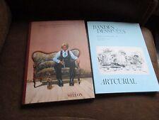 Vente-lot ouvrages professionnels de luxe-L univers de la bd -Artcurial&Millon