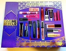Sephora Favorites Give Me More Lip Set Kit Lipstick Hourglass Tarte Bite Beauty